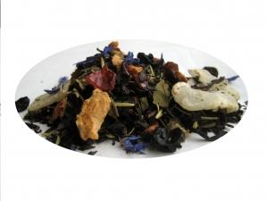 Aloe Vera Cassis - svart te