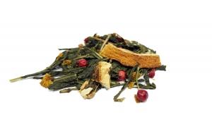 Bersåvals - grönt te