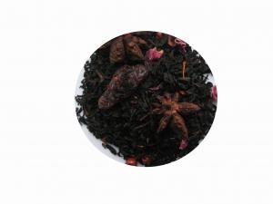 Tefrossas Chili Cherry - svart te