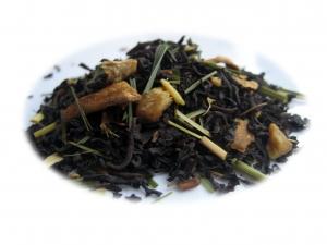 Ingefära och Citron - svart te