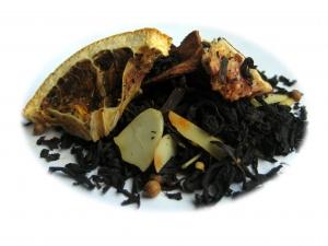 Julkort från New York - svart te