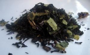 Blåbär och Mintchoklad (Loreente) - svart te