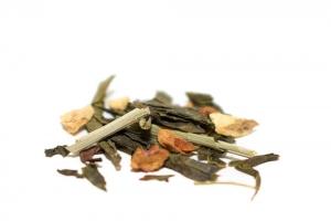 Ingefärspäron - grönt te
