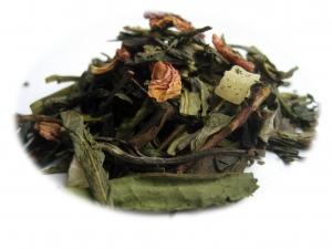 Angels Kiss - grönt och vitt te