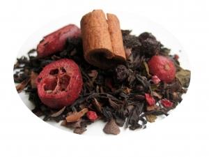 Skogsbärsdröm - svart te