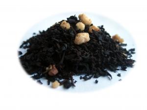 Creme Karamell - svart te