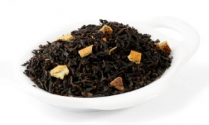 Citronte - svart te