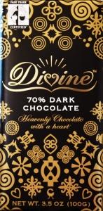 Divine 70% Mörk Choklad