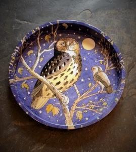 Bricka EB Owls - Emma Bridgewater