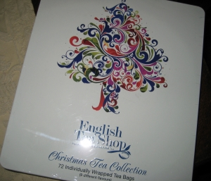 English Tea Shop - Christmas Tea Collection