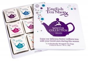 English Tea Shop Winter Collection - 72 tepåsar