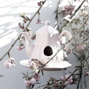 Fågelhus kaffekittel