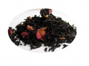 Frost - svart te