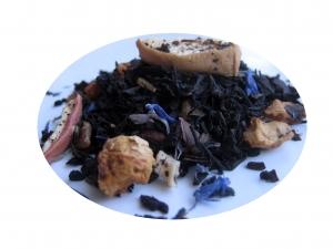 Fruit Brownie - svart te