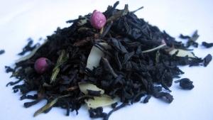Tefrossas Gräddviol - svart te