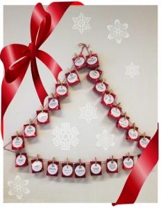 Julkalender med te - Grans te