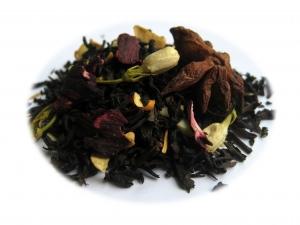 Tefrossas Hoyate (Porslinsblomman) - svart te