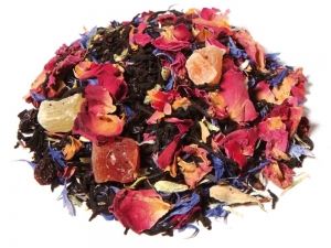 Mango Rose - svart te