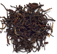Nepal BPS Jun Chiyabari - ekologiskt svart te