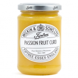 Passion Fruit Curd - Wilkin and Sons