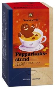 Pepparkaksstund (Sonnentor) - 18 tepåsar