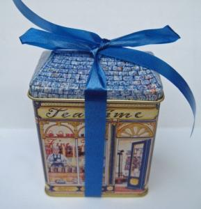 Miniburk Hus med 50 gr te