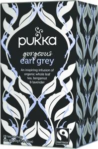 Pukka Gorgeous Earl Grey Ekologiskt Svart Te - 20 tepåsar