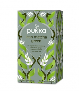 Pukka Lean Matcha Green - 20 tepåsar