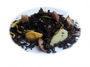 Regnskur - svart te