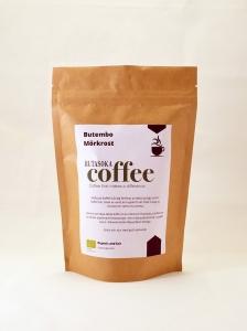 Mörkrost Ekologiskt Bryggmalet Kaffe (250 g) - Rutasoka Coffee