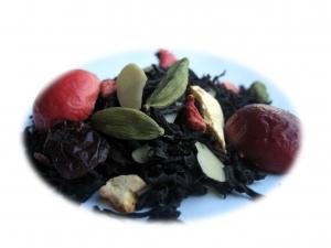 Santas Berry Blend - svart te