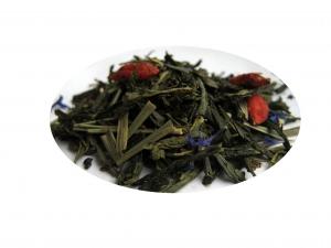 Goji och Granatäpple - grönt te