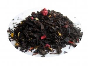 Sommarpalatset - svart te
