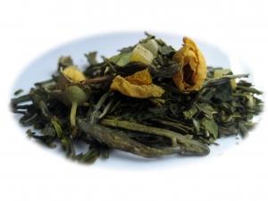 Sunny Passion - vitt och grönt te