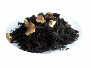 Smoky Cherry Nuts - svart te