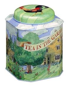 Teburk Tea in the Garden - 300 gr
