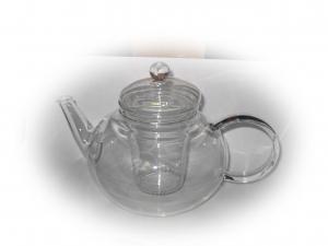Tekanna i glas - 1,2 liter