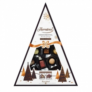 Thorntons Continental Winter Collection - chokladask