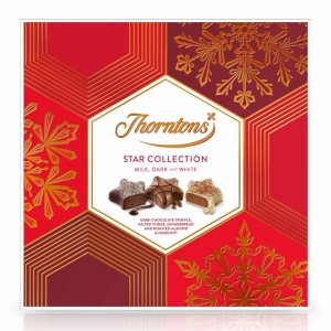 Thorntons Star Collection - chokladpraliner