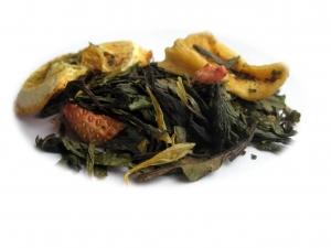 Våryra - vitt och grönt te