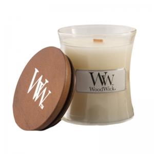 Doftljus Linen - Woodwick