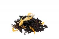 Aprikos - svart te