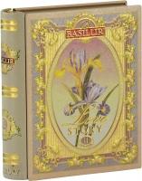 Basilur Tea Book Love Story II - svart och te