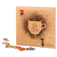 Café-Tasse Chokladadventskalender