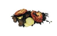 Chokladbiskvi - ekologiskt svart te