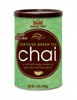 Tortoise Green Tea Chai - David Rio
