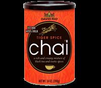 Tiger Spice Chai - David Rio
