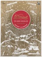 Divine Mörk Choklad Adventskalender