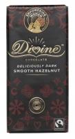 Divine Mörk Choklad med Hasselnöt