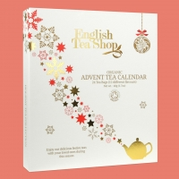 English Tea Shop Organic Advent Calendar